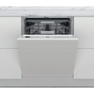 Lave-vaisselle encastrable 14 couverts WKCIO 3T133 PFE