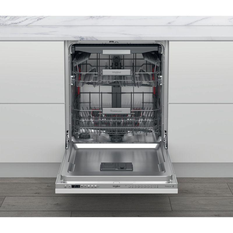 Whirlpool-Lave-vaisselle-Encastrable-WKCIO-3T133-PFE-Tout-integrable-D-Frontal-open