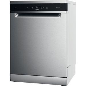 Lave-vaisselle pose-libre 14 couverts WFC 3C42 P X couleur inox