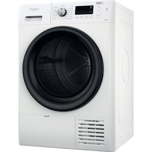 Sèche-linge pompe à chaleur Whirlpool: posable, 8 kg - FFT SM11 82B FR