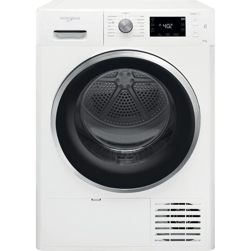 Whirlpool-Seche-linge-FFTD-M22-9X2BS-FR-Blanc-Frontal
