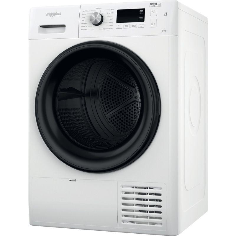 Whirlpool-Seche-linge-FFTD-M11-8X1B-FR-Blanc-Perspective