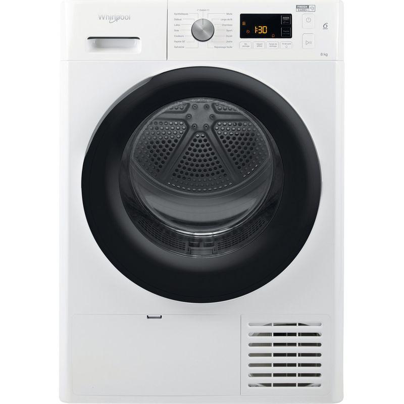 Whirlpool-Seche-linge-FFTD-M11-8X1B-FR-Blanc-Frontal