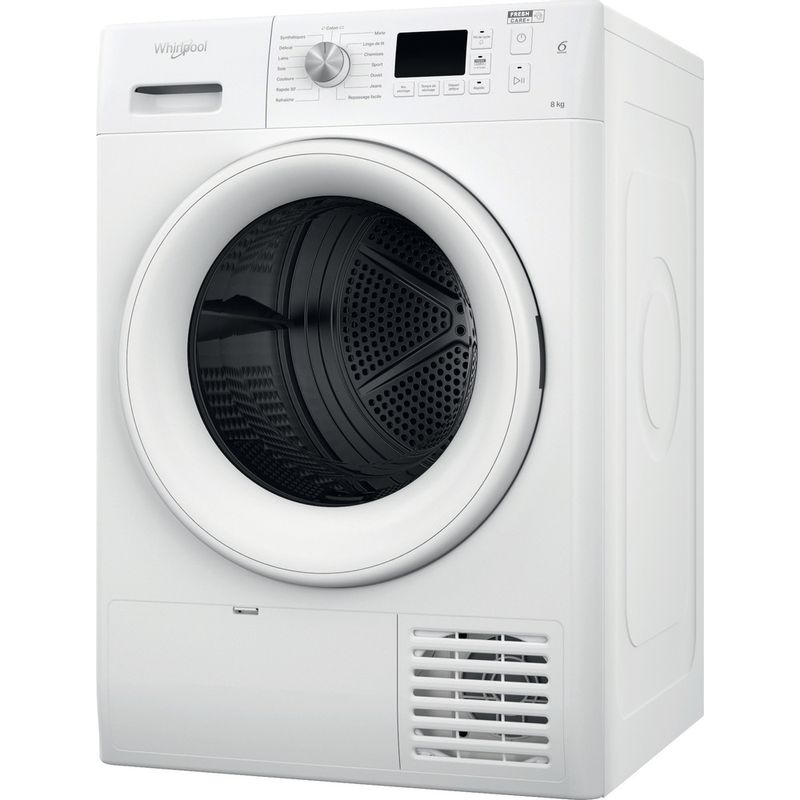 Whirlpool-Seche-linge-FFT-CM10-8B-FR-Blanc-Perspective