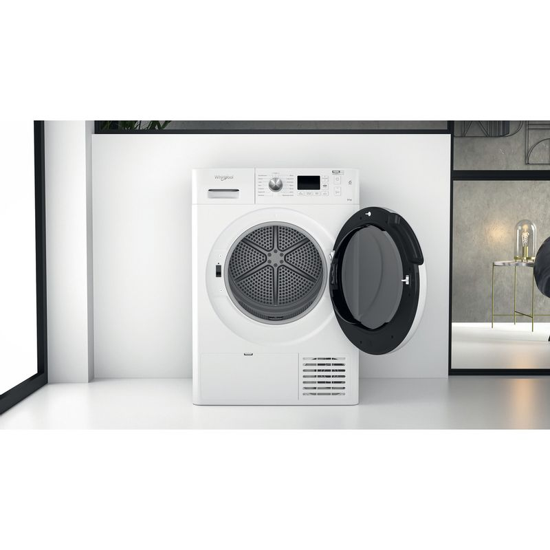 Whirlpool-Seche-linge-FFT-CM10-8B-FR-Blanc-Lifestyle-frontal-open