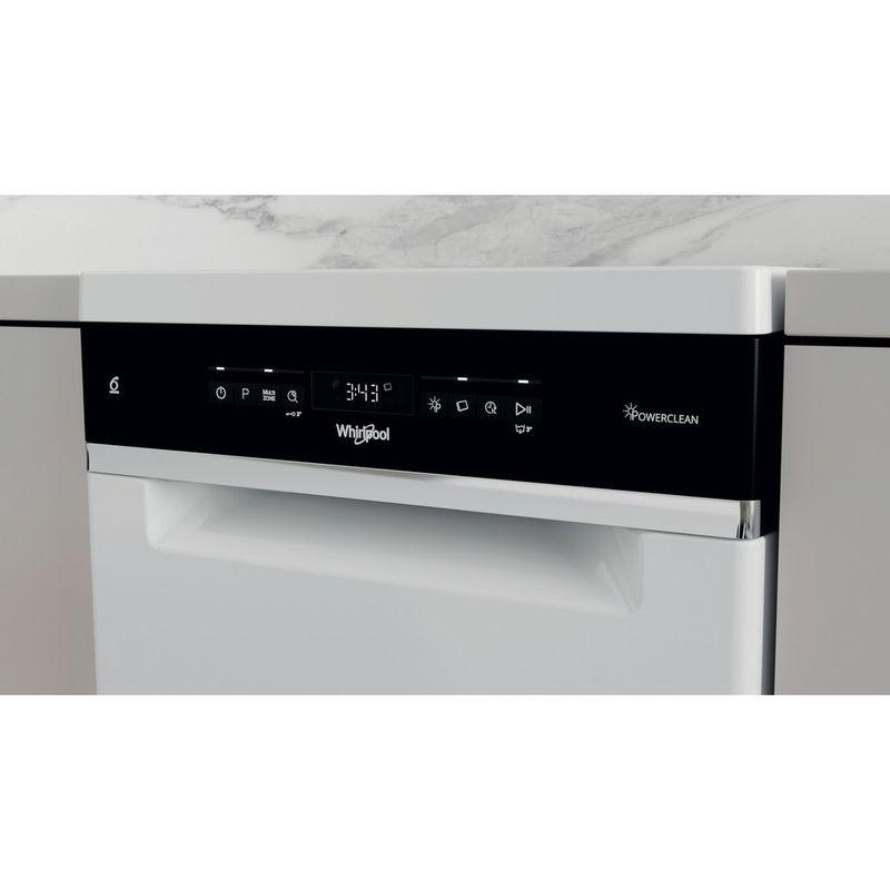 Whirlpool-Lave-vaisselle-Pose-libre-WSFO-3T223-P-Pose-libre-E-Control-panel