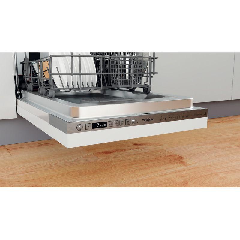 Whirlpool-Lave-vaisselle-Encastrable-WSIO-3T223-PE-X-Tout-integrable-E-Control-panel