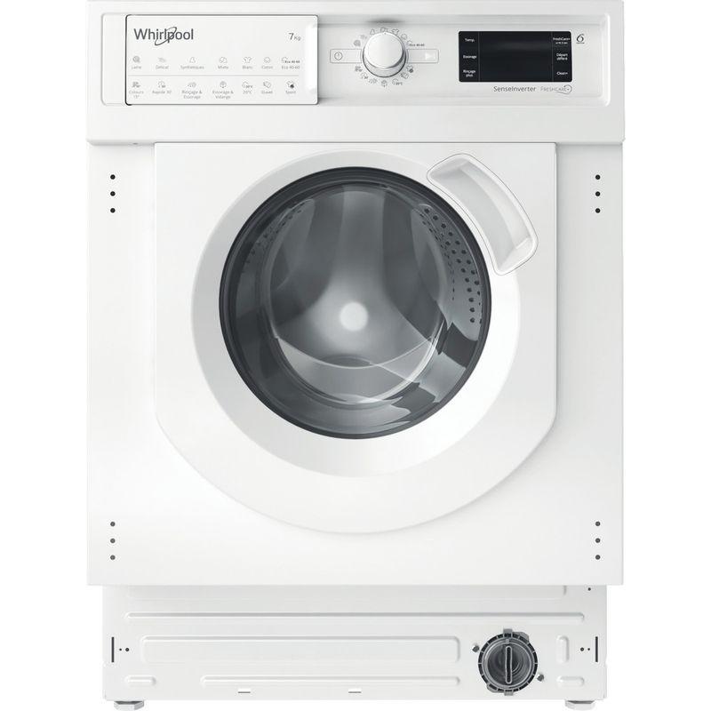 Whirlpool-Lavante-sechante-Encastrable-BI-WDWG-751482-EU-N-Blanc-Lave-linge-frontal-Frontal