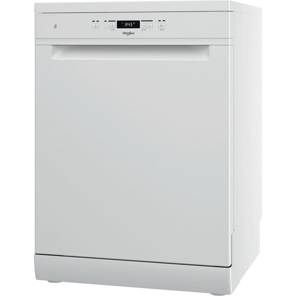 Whirlpool Lave-vaisselle posable WFC 3C34 : consultez les spécificités de votre appareil et découvrez toutes ses fonctions innovantes pour votre famille et votre maison.