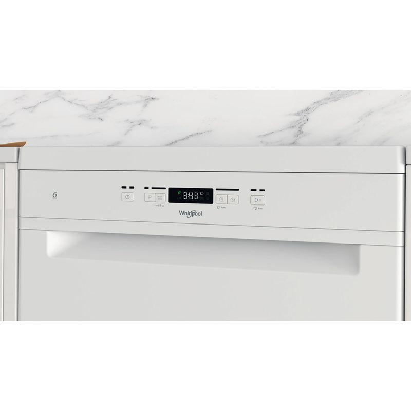 Whirlpool-Lave-vaisselle-Pose-libre-WFC-3C34-Pose-libre-D-Control-panel