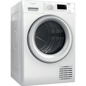 Sèche-linge pompe à chaleur Whirlpool: posable, 8 kg - FFT M11 8X2WSY FR