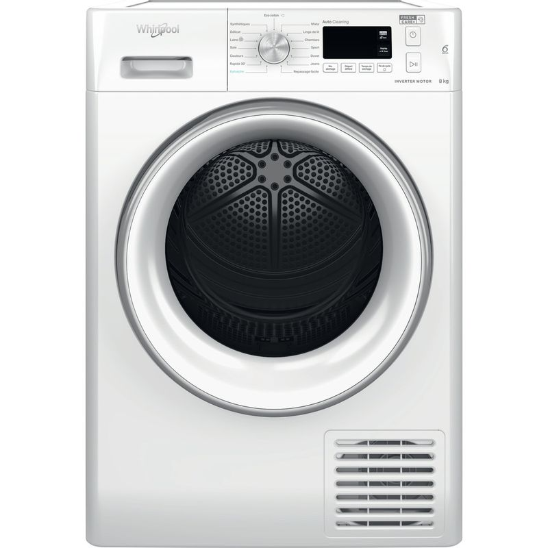 Whirlpool-Seche-linge-FFT-M11-8X2WSY-FR-Blanc-Frontal