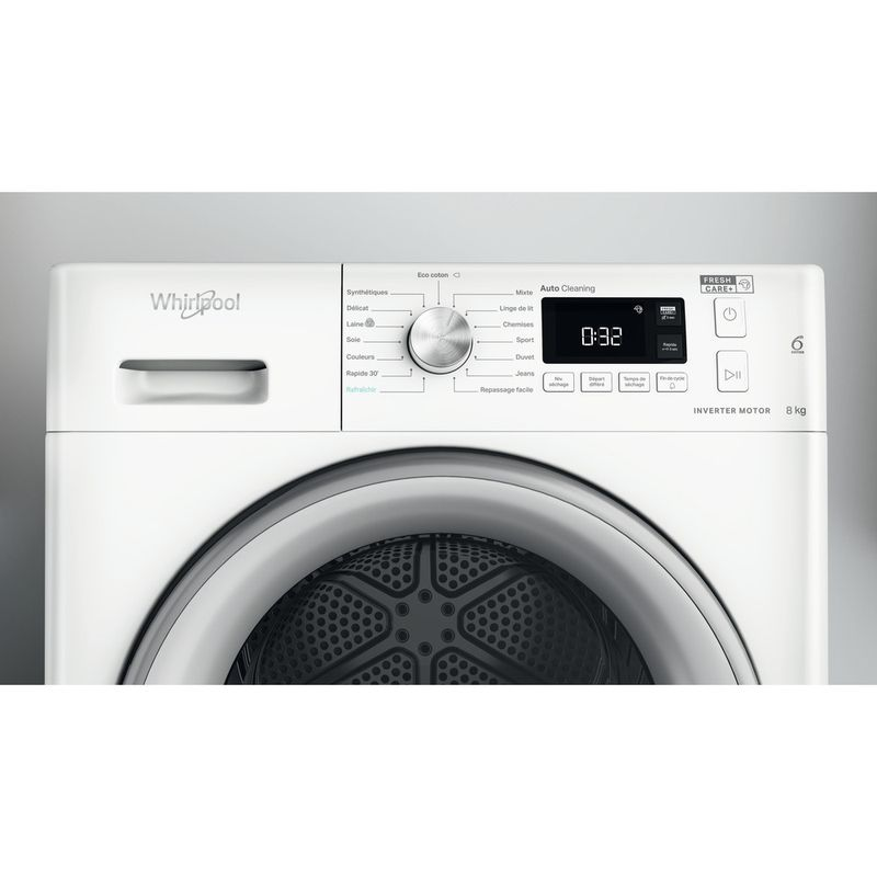 Whirlpool-Seche-linge-FFT-M11-8X2WSY-FR-Blanc-Lifestyle-control-panel