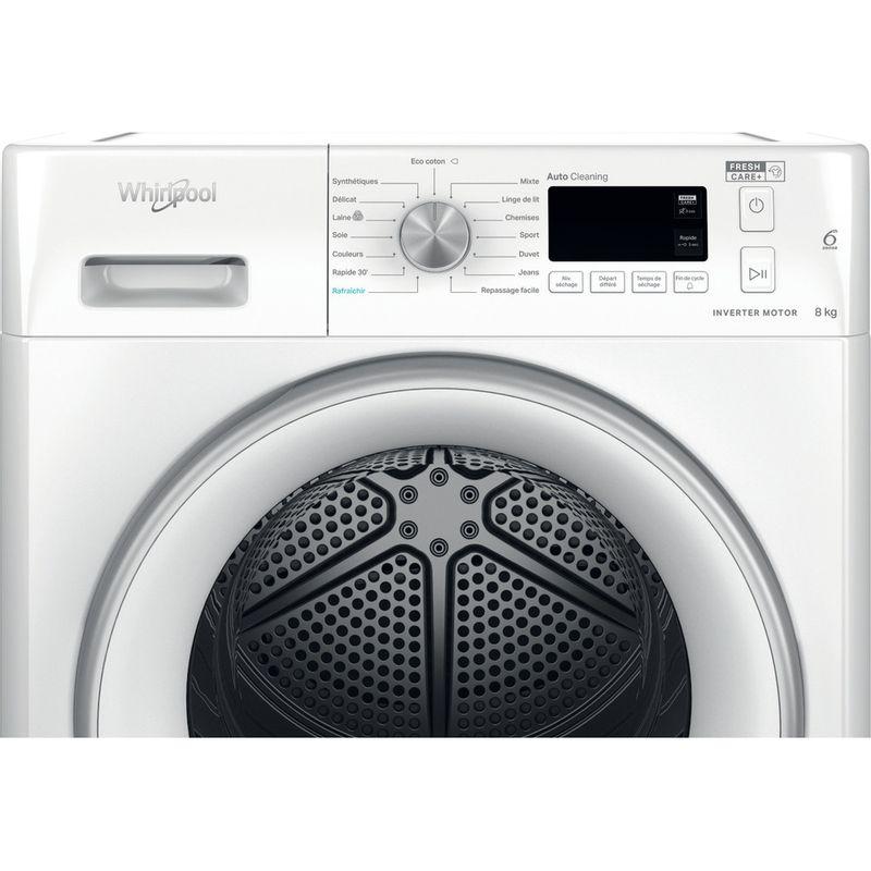Whirlpool-Seche-linge-FFT-M11-8X2WSY-FR-Blanc-Control-panel