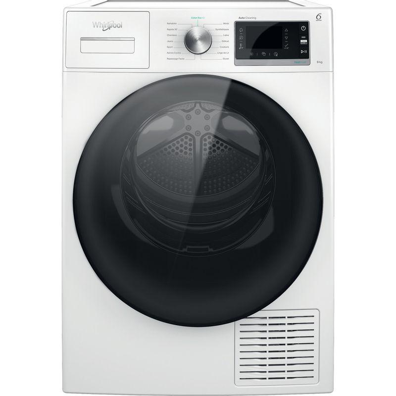 Whirlpool-Seche-linge-W6-D93WB-FR-Blanc-Frontal