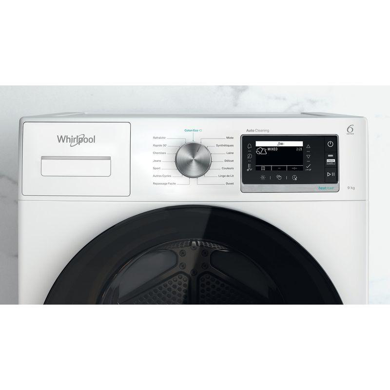 Whirlpool-Seche-linge-W6-D93WB-FR-Blanc-Lifestyle-control-panel