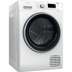 Sèche-linge pompe à chaleur Whirlpool: posable, 9 kg - FFT M11 9X2BSY FR