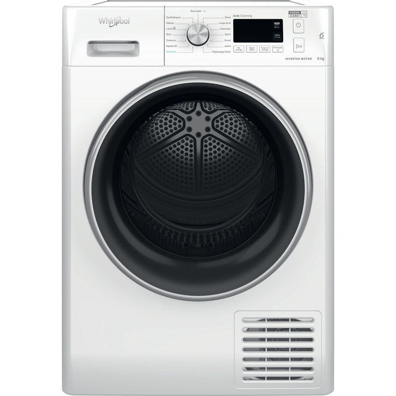 Whirlpool-Seche-linge-FFT-M11-9X2BSY-FR-Blanc-Frontal