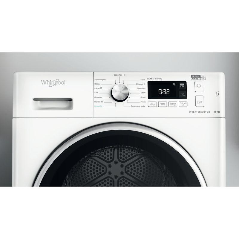 Whirlpool-Seche-linge-FFT-M11-9X2BSY-FR-Blanc-Lifestyle-control-panel