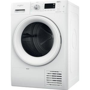 Sèche-linge pompe à chaleur Whirlpool: posable, 7 kg - FFT M11 72 FR