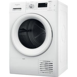 Sèche-linge pompe à chaleur Whirlpool: posable, 8 kg - FFT M11 8X3 EE