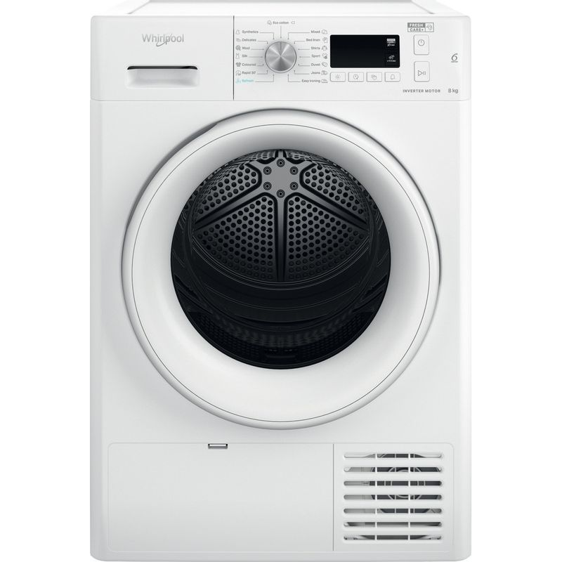 Whirlpool-Seche-linge-FFT-M11-8X3-EE-Blanc-Frontal
