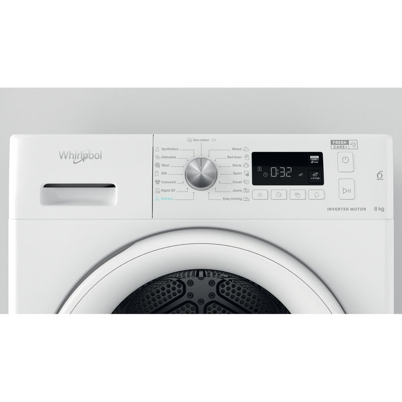 Whirlpool-Seche-linge-FFT-M11-8X3-EE-Blanc-Lifestyle-control-panel